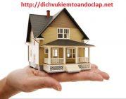 Hồ sơ cần cung cấp để thẩm định giá Bất động sản (nhà đất)