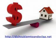 Giá dịch vụ thẩm định giá