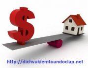 Quy trình thẩm định giá tài sản mới nhất
